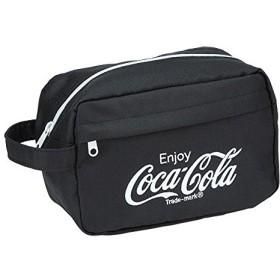 Coca-Cola(コカ・コーラ) 600Dポーチ ブラック