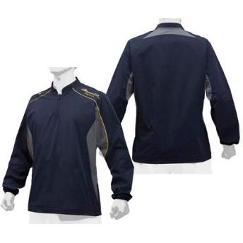 ミズノ(MIZUNO) トレーニングジャケット 12JE9J02 14 ネイビー O