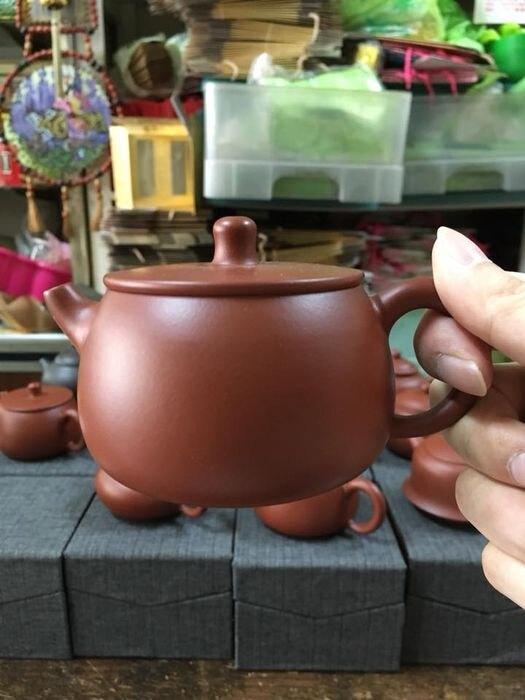 小茶壺e   3-4小茶杯量