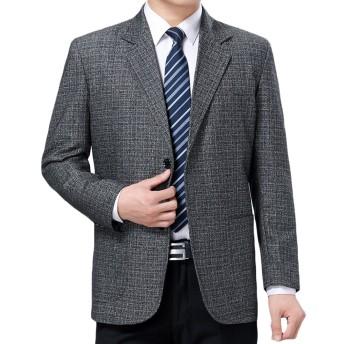 WEEN CHARM メンズ ジャケット スーツ 生地 テーラードジャケット デザイナーズ メンズ カジュアル ジャケット ビジネス 薄手 春 夏 秋 サマージャケット 紳士 上品