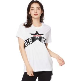 (ディーゼル) DIESEL レディース Tシャツ ライトコットン半袖Tシャツ 00S7T60HERA L ホワイト 100