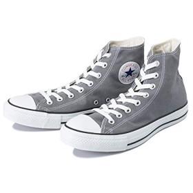 【converse】 コンバース CANVAS ALL STAR HI キャンバス オールスター ハイ グレー 24cm
