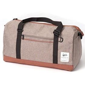 (アネロ) anelloボストンバッグ 高密度エステル 21リットル 一泊二日 旅行 レディース 鞄 大きめ A4 F BE/ベージュ