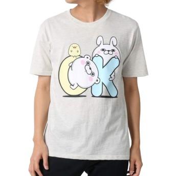 [ヨッシースタンプ] Tシャツ プリント 半袖 メンズ 柄1:(ボディ:キナリ/プリント:OK) LL:(身丈72cm 肩幅47cm 身幅54cm 袖丈25cm)