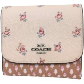 [コーチ] COACH 三つ折り財布 レディース F67618 SVM05 花柄 アウトレット [並行輸入品]