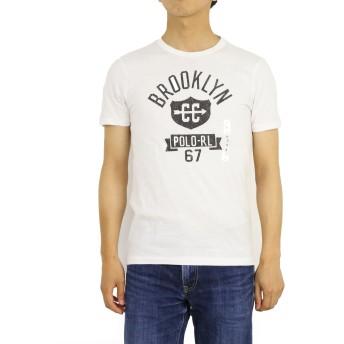 (ポロ ラルフローレン) POLO Ralph Lauren メンズ カスタムフィット クルーネック BROOKLYN CC Tシャツ 0107211 [並行輸入品]