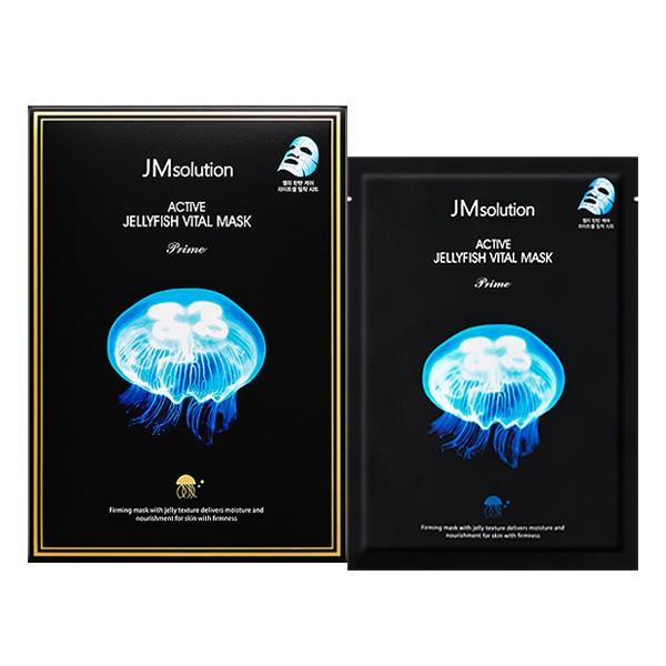韓國 JMsolution 水母彈力緊緻面膜(10片入)【小三美日】D547636