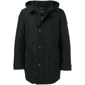 Woolrich Storm パーカーコート - ブラック