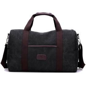 (クボ)kubo メンズ ボストンバッグ キャンバストート バッグ キャンバス ショルダーバッグ トートバッグ 旅行バッグ 2WAY カジュアル 大容量 旅行