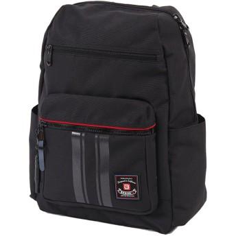 リュックサック メンズ レディース ビサイユ BKR-001 バックバッグ ビジネスリュック リュック 大容量 リュック 通学 海外旅行 海外出張 通勤 ナイロン ポケット たくさん バッグ 黒 ブラック 軽量 ビジネス リュック (ブラック)