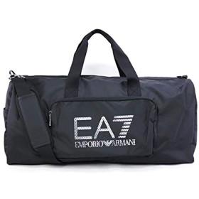 [イーエーセブン] EMPORIO ARMANI EA7 メンズ バッグ ボストンバッグ ブラック (275664 CC732 00020 BLACK) [並行輸入品]