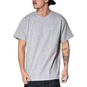 (ニューエラ) NEW ERA Tシャツ メンズ 無地 2枚組 2枚セット 灰 11403818 グレー M 2-PACK TEE