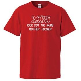 クロマニヨンズ 甲本ヒロト着用 MC5/KICK OUT THE JAMS パンク ガレージ 5.6オンス Tシャツ