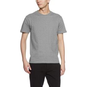 (ライフマックス)LIFEMAX(ライフマックス) 6.2oz ヘビーウェイトTシャツ MS1149(ユニセックス・無地) MS1149 22 チャーコールグレー XL
