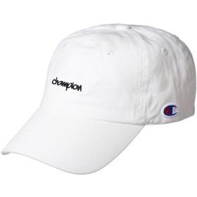 [チャンピオン]Champion ローキャップ 181-015A ホワイト 日本 57~59cm (FREE サイズ)