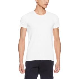 [ダルク] 半袖 5.0オンス スタンダード クルーネック Tシャツ DM030 PFD M (日本サイズM相当)