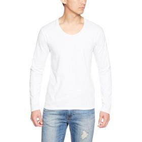 [トラス] Tシャツ SUL-116 メンズ ホワイト 日本 M-(日本サイズM相当)
