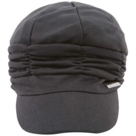 HKUN キャスケット レディース 帽子 小顔効果 無地 ハンチング帽 防寒 自転車