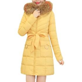 [美しいです] コート ダウンコート レディース 綿入れ トレンチコート 着痩せ 厚手 ダウンジャケット 人気 ジャケット 防寒着 ロングコート トップス 写真色GM