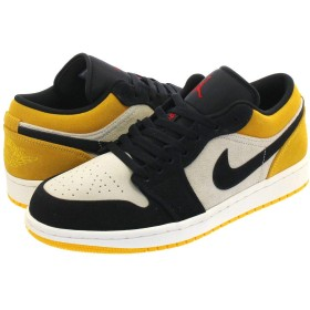 [ナイキ] AIR JORDAN 1 LOW SAIL/GYM RED/UNIVERSITY GOLD US10.5-28.5cm [並行輸入品]