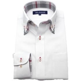 (ブルーム) BLOOM 2018春夏 オリジナル 長袖 ワイシャツ 形態安定加工 1 6L