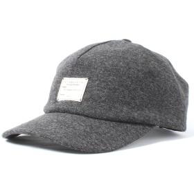 キャップ ブラック 帽子 57-59cm フリーサイズ ポリエステル おしゃれ 日よけ 秋冬 春物 春夏 男女兼用 紳士 男性 女性 (ベーシックエンチ)Herringbone 2panel Cap