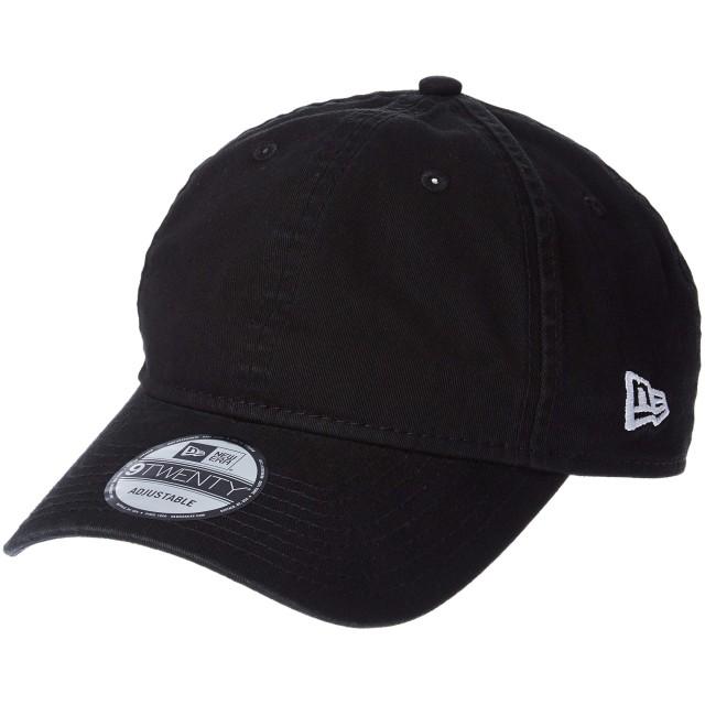 (ニューエラ)NEW ERA ベースボールウェア 920 ベーシック WC キャップ 11434015 [ユニセックス] 11434015 ブラック、スノーホワイト フリーサイズ