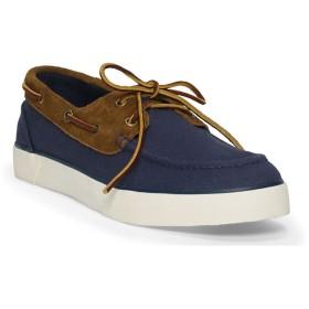 ポロラルフローレン POLO RALPH LAUREN 正規品 メンズ 靴 シューズ RYLANDER CHINO SNEAKER US7.0 並行輸入品 (コード:4097090506-11)