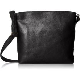 [ジョヤ] ショルダーバッグ オリジナルベジタブルタンニンレザーシリーズ ブラック