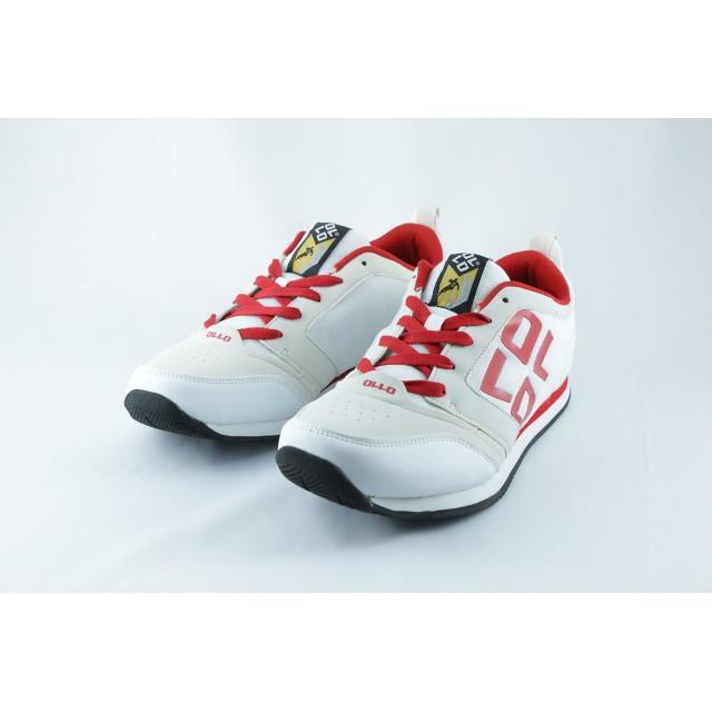 OLLO SAPIEN White/Red 27.5cm