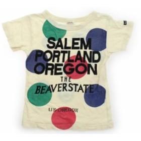 【ジャンクストア/JUNKSTORE】Tシャツ・カットソー 120サイズ 女の子【USED子供服・ベビー服】(429893)