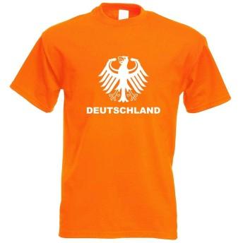ドイツ連邦ワシ Germany federal eagle メンズギフトデザインTシャツ