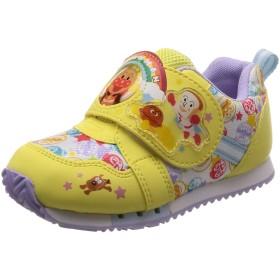 [アンパンマン] 運動靴 マジック 軽量 男の子 女の子 14-18cm 2E キッズ APM C150 イエロー 15.0 cm
