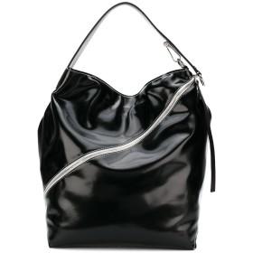 Proenza Schouler Large Cire Zip Hobo - ブラック