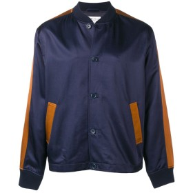 YMC ボンバージャケット - ブルー