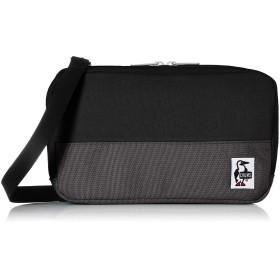 [チャムス] ショルダーバッグ Game Carrying Case Sweat Nylon Black/Charcoal
