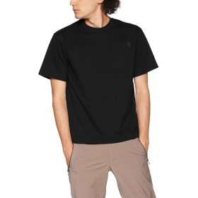 [ザ・ノース・フェイス] Tシャツ ショートスリーブシルエットティー メンズ ブラック 日本 S (日本サイズS相当)