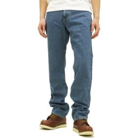 (リー)Lee 201 デニムパンツ メンズ ストレート ジーンズ 02010-97 淡色ブルー (40インチ)