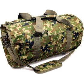 ストームクロス (STORMCROS) ボストンバッグ 小型 トラベルバッグ 旅行バッグ 自衛隊 陸自迷彩 迷彩 ミリタリー カモフラ バッグ (陸自迷彩)0005