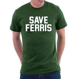 Save Ferris Tシャツ、S