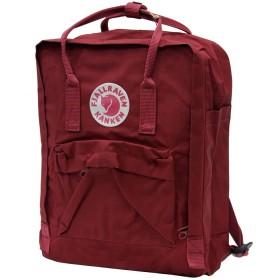FJALLRAVEN/フェールラーベン カンケンバッグ FJ 23510 リュックサック/バックパック/デイバッグ/ハンドバッグ/カバン/鞄 レディース/メンズ 16L Ox Red [並行輸入品]