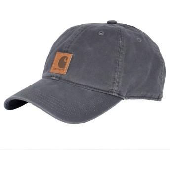 [ カーハート ] Carhartt キャップ 帽子 オデッサキャップ コットン 100289-001 ブラック Odessa Cap 001 - Black メンズ レディース プレゼント ギフト [並行輸入品]
