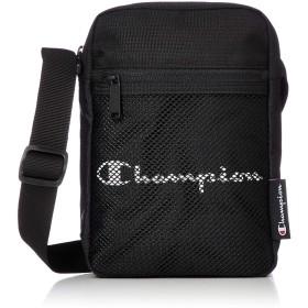 [チャンピオン] ショルダーバッグ メッシュポケット ソルト ブラック