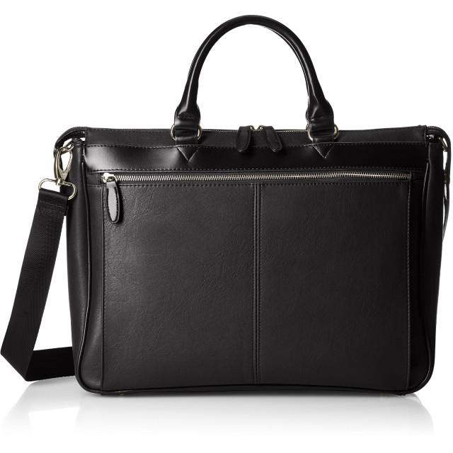 [マックレガー] ビジネスバッグ 軽量 ブラック One Size