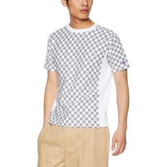[チャンピオン] リバースウィーブ Tシャツ C3-P316 メンズ オックスフォードグレー 日本 M (日本サイズM相当)
