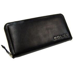 [ポリス]POLICE 長財布 牛革 財布 EDGE PA-58002 BK 国内正規代理店商品 (45)