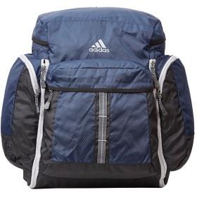 カバンのセレクション アディダス リュック 修学旅行 拡張 MAX54L チェストベルト付き adidas 47246 サブリュック 林間学校 臨海学校 ユニセックス ネイビー フリー 【Bag & Luggage SELECTION】
