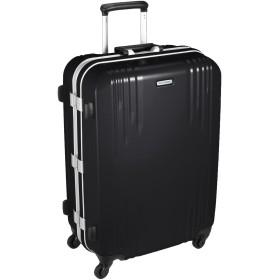 [ワールドトラベラー] スーツケース 日本製 カタノイ サイレントキャスター 68L 63cm 5.4kg 04071 01 ブラック