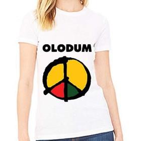 MICHAEL JACKSON マイケルジャクソン (追悼10周年) - OLODUM/Tシャツ/レディース