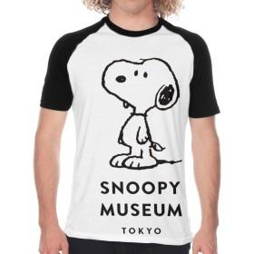 スヌーピー 7 アヴィーチー メンズ 半袖 吸水速乾 無地 おしゃれ シンプル おしゃれ 3D Tシャツ スタイリッシュな半袖 はワンマンデザインのTシャツ カジュアルクラシック印刷 プリント 半袖のTシャツ